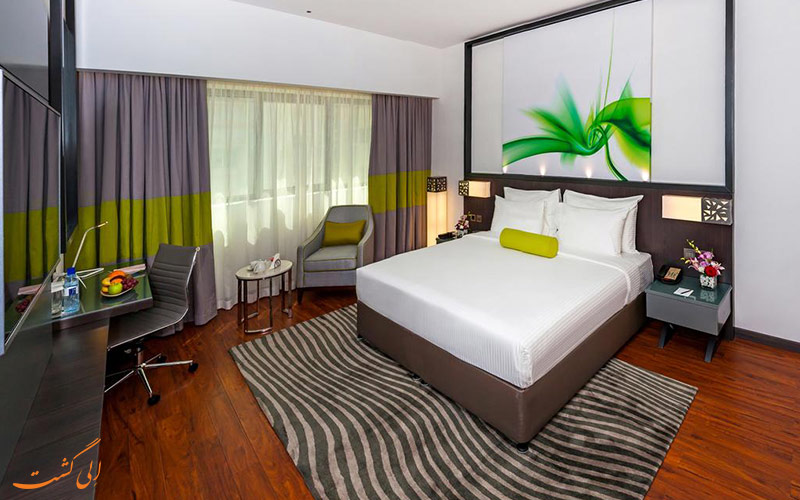 هتل فلورا گرند دبی | اتاق دبل