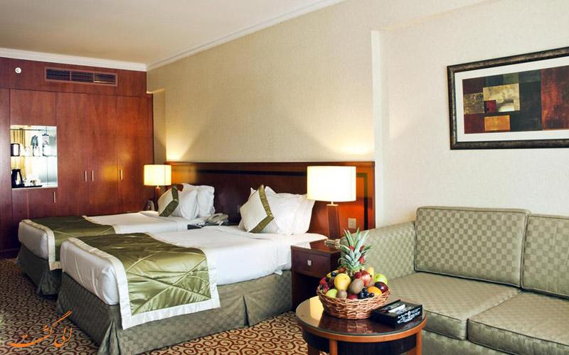 هتل رامی رویال در دبی