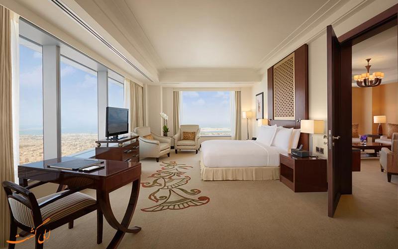 هتل کنراد دبی | سوئیت