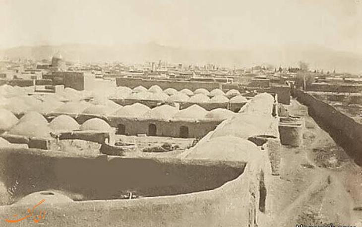 تهران 150 سال پیش