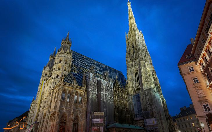 کلیسای جامع استفان در وین