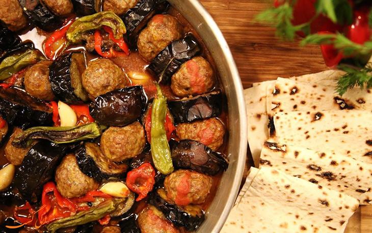 هزینه خورد و خوراک در ارمنستان