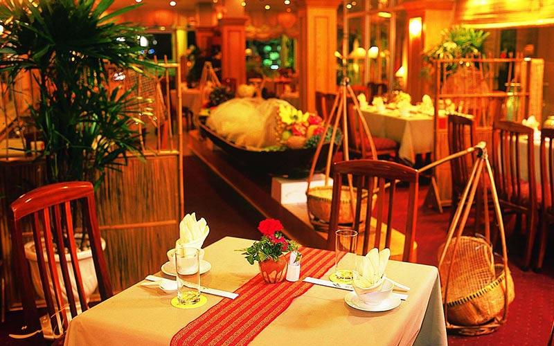 رستوران های هانوی