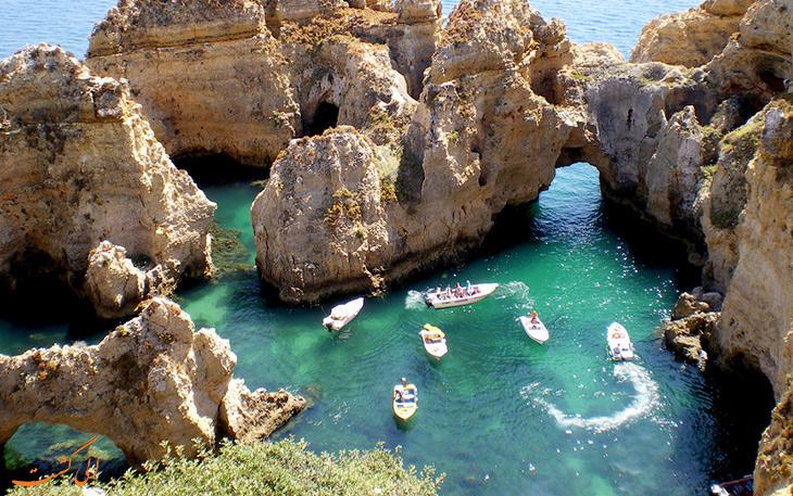 جاذبه های گردشگری در کشور پرتغال