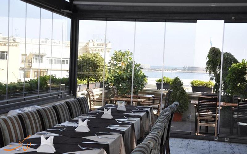 امکانات تفریحی هتل سلطان این بوتیک باکو - رستوران