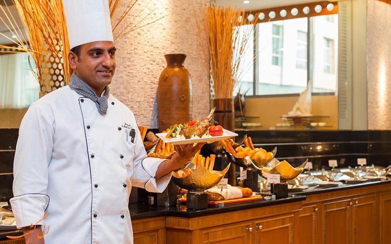 هتل فلورا گرند دبی | رستوران