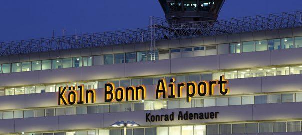 معرفی فرودگاه بین المللی کلن بُن