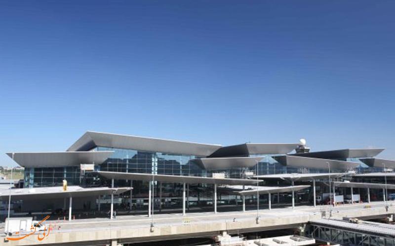 آشنایی با فرودگاه بین المللی گورالوس