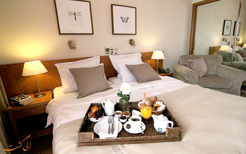 انواع اتاق های هتل آچیلیون آتن