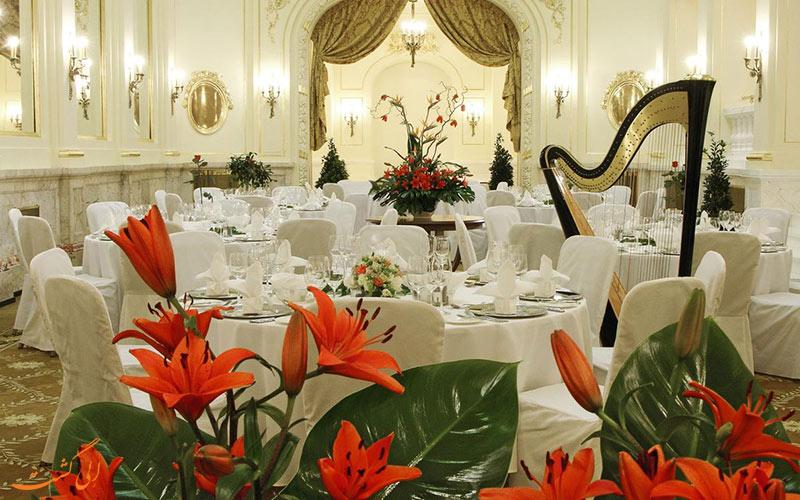 هتل پولونیا پالاس ورشو- رستوران هتل