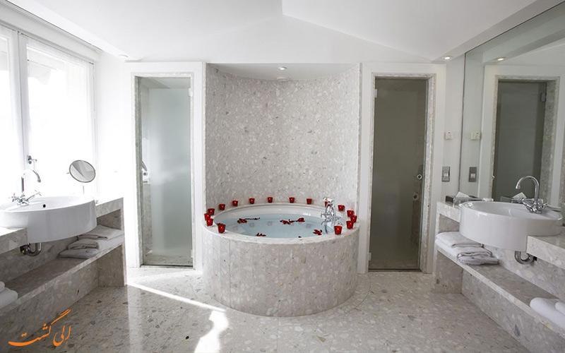 انواع اتاق های هتل دو سورس پاریس