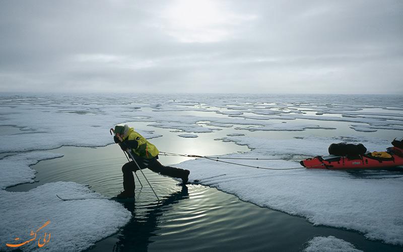 قطب شمال | Arctic Pole