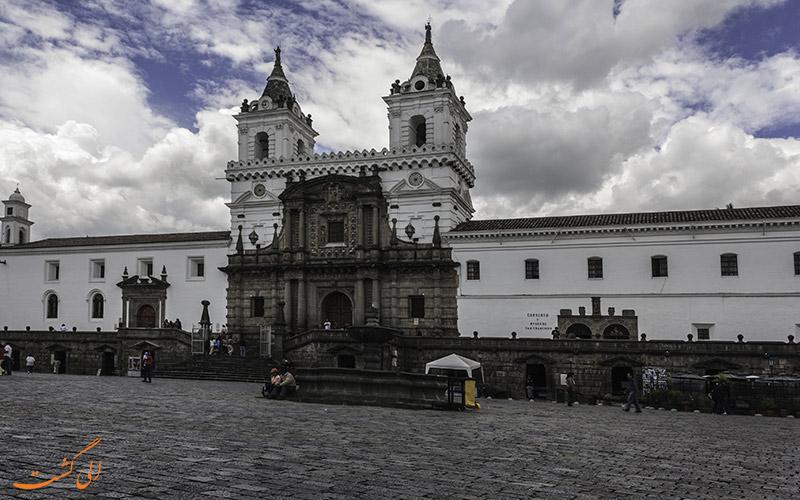 جاذبه های اکوادور