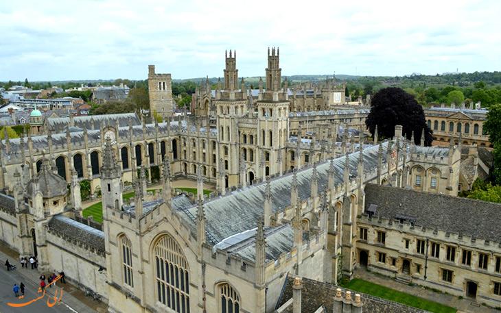 مسافرت به آکسفورد