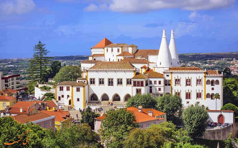 قصر محبوب پرتغال