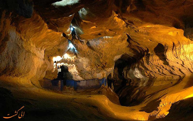 غار قاتل در ایران