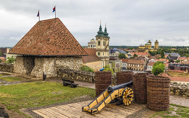 موزه ایگر در مجارستان