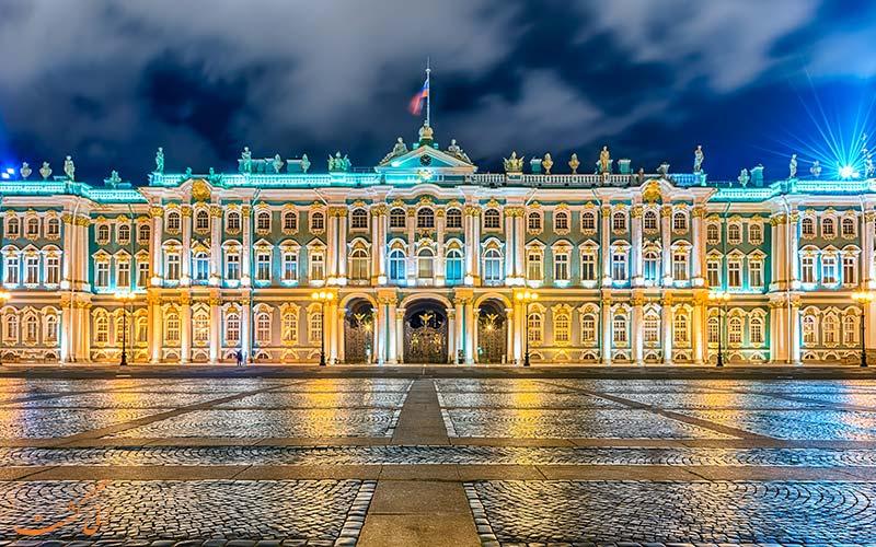 کاخ های روسیه