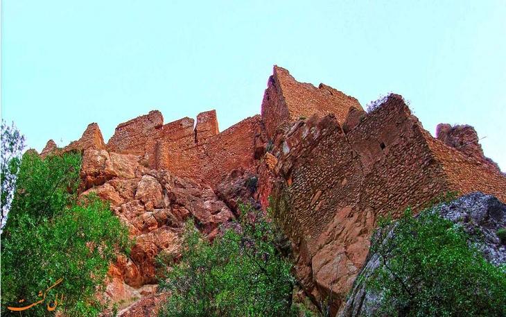 قلعه تاریخی ملک بهمن