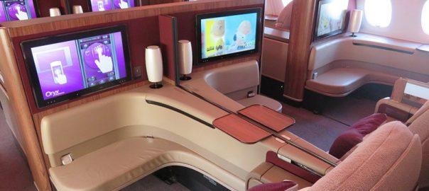 آشنایی با پرواز فرست کلاس شرکت هواپیمایی قطر ایرویز