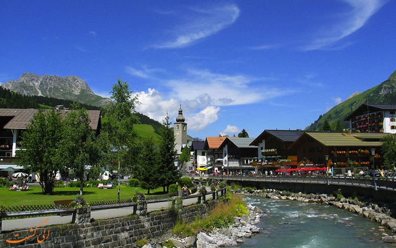 منطقه لخ زورس اتریش