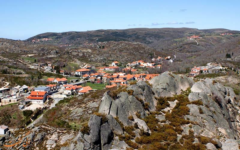 روستای Castro Laboreiro
