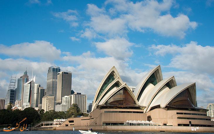 سفر به شهر سیدنی