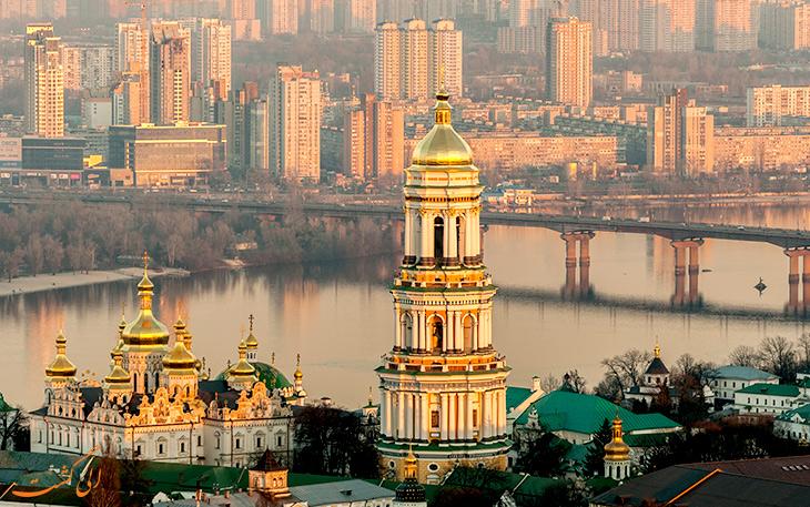 مختصری از تاریخ اوکراین