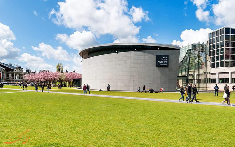 موزه های آمستردام