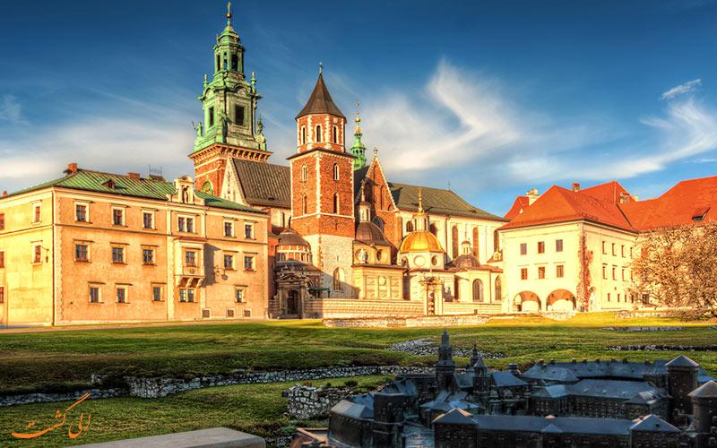 قلعه های تاریخی لهستان
