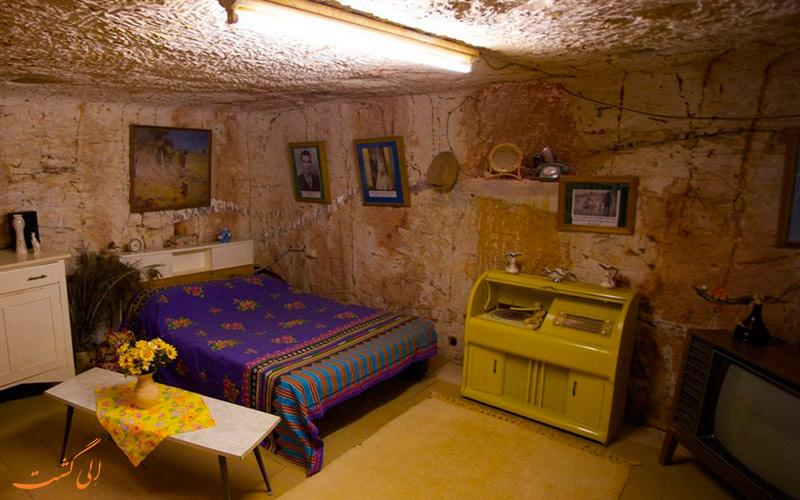 اتاق های زیرزمینی