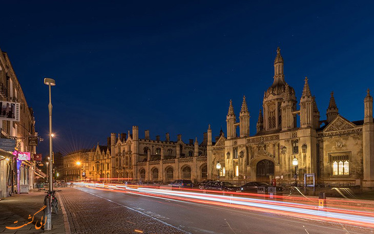 راهنمای مسافرتی به کمبریج