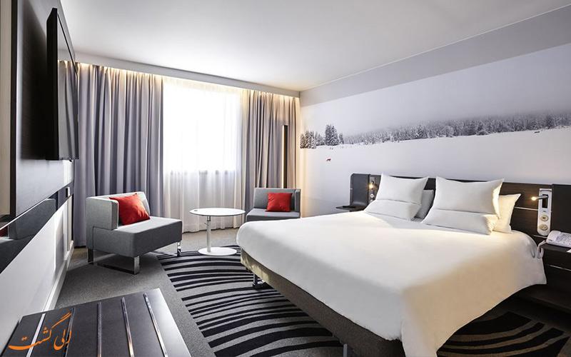 امکانات اتاق های هتل نووتل آمستردام