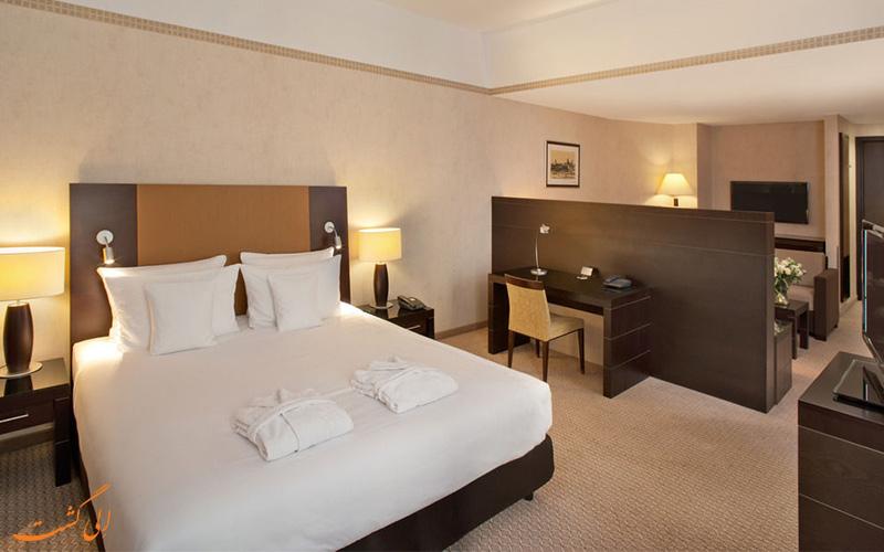 امکانات اتاق های هتل پولونیا پالاس ورشو