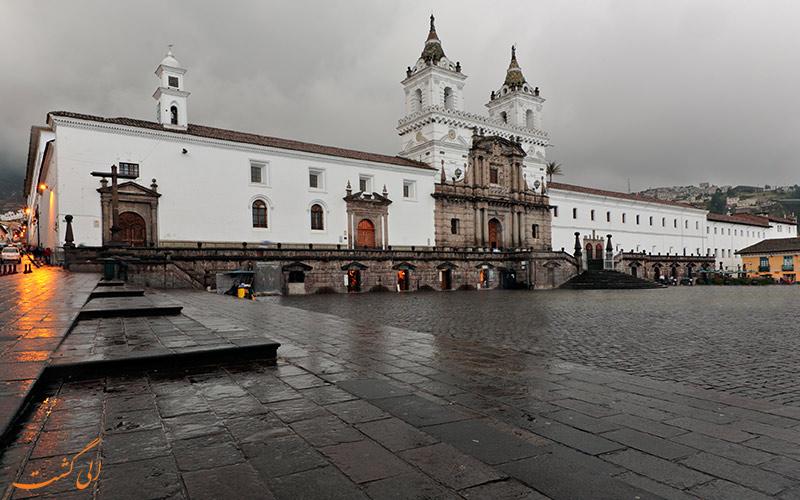 کلیساهای اکوادور