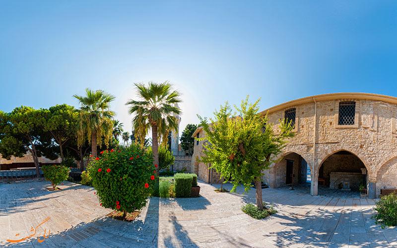 معماری قلعه لارناکا