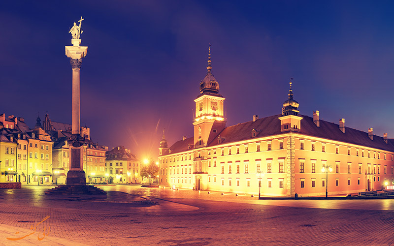رویدادهای میدان قلعه