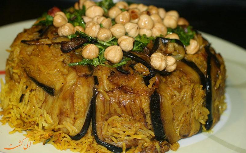 رستوران لبنانی