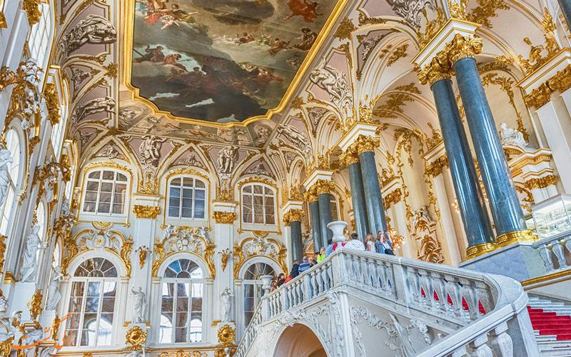 چگونه به سنت پتزبورگ برویم؟