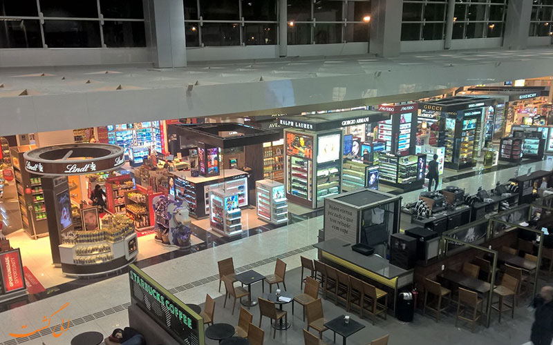 اطلاعات فرودگاه بین المللی گورالوس