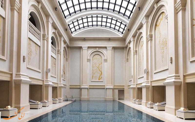 هتل فور سیزنز باکو- استخر هتل
