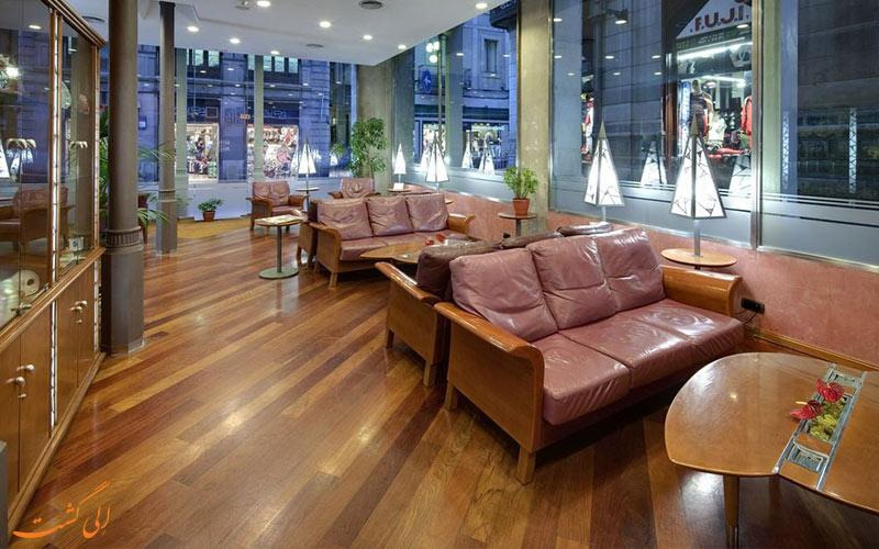 خدمات رفاهی هتل گارگالو ریالتو بارسلونا