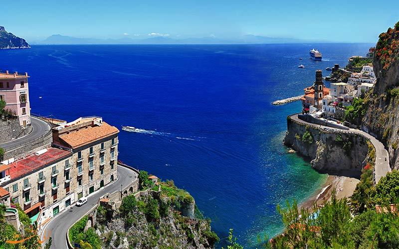 سسواحل ایتالیا