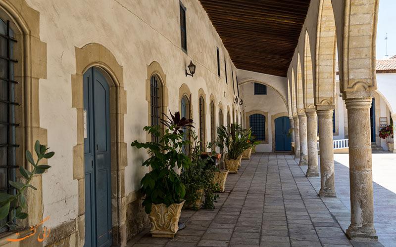 کلیسای سنت لازاروس | Church of Saint Lazarus در لارناکا
