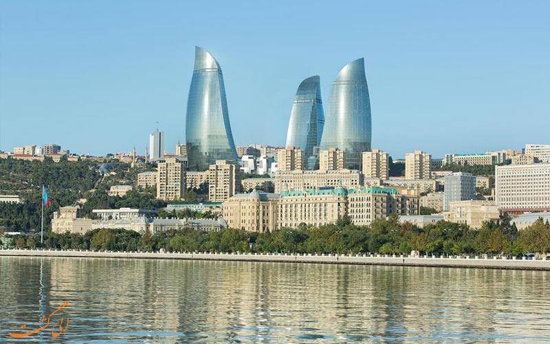 هتل فیرمونت باکو Fairmont Baku