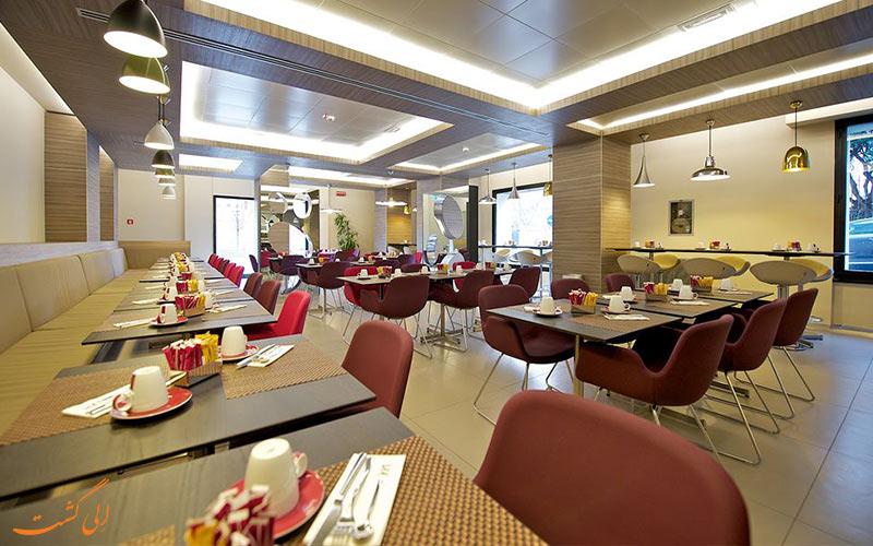 هتل مرکیور سنترو کلوسئو رم- رستوران