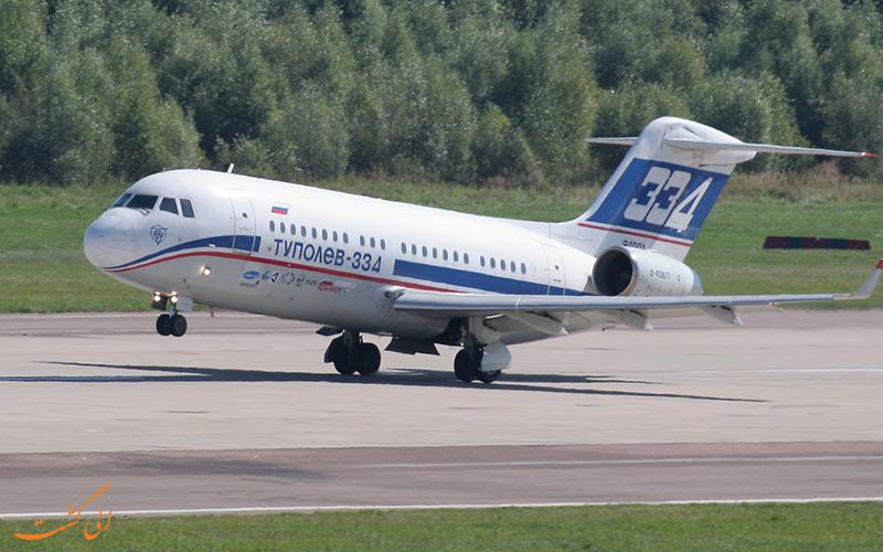 آشنایی با شرکت هواپیماسازی توپولف