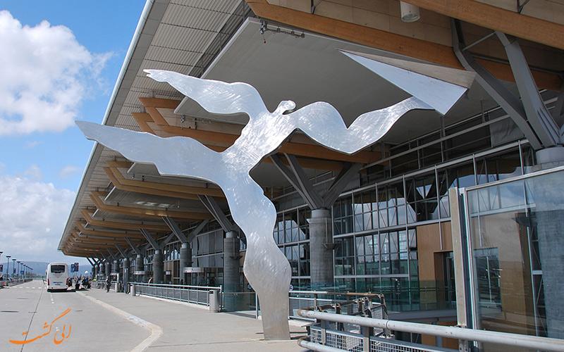 اطلاعات فرودگاه بین المللی گاردرموئن اسلو در نروژ