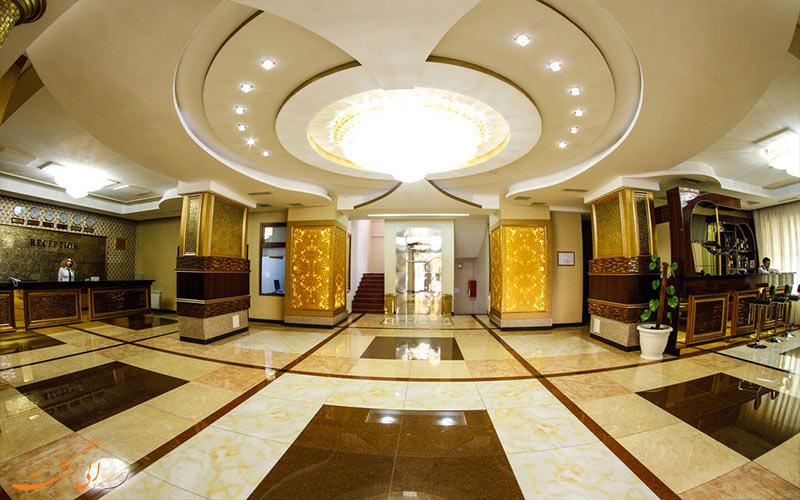خدمات رفاهی هتل سافران باکو