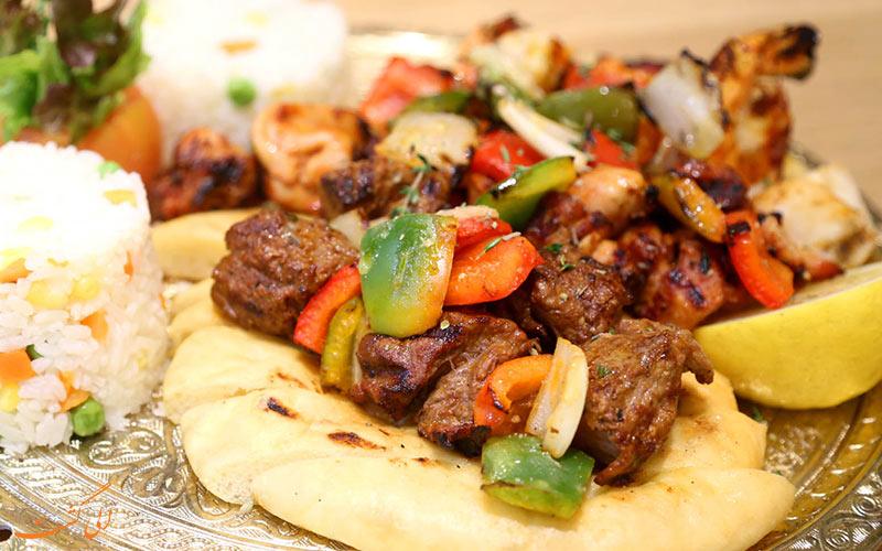 غذاهای خوشمزه ترکی